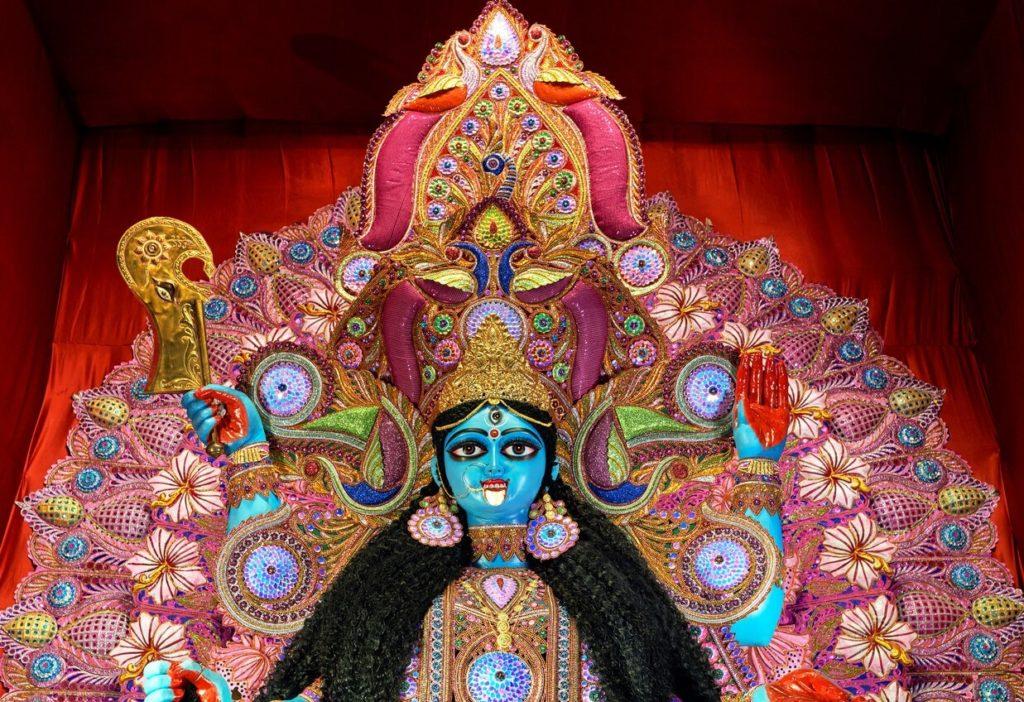 Déesse Kali: le symbole de la destruction féminine