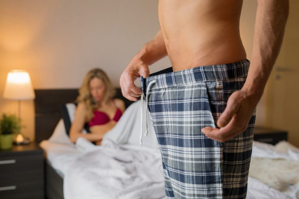 Quelle remède pour l'impuissance masculine ?